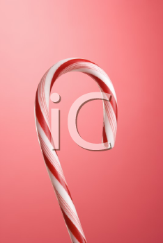 Royalty Free Photo of a Candy Cane
