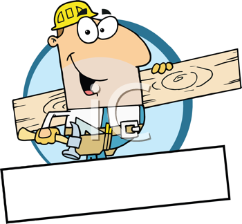 Royalty Free Photo of a Construction Worker