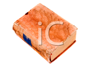 Royalty Free Photo of an Old Book