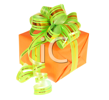 Royalty Free Photo of a Present