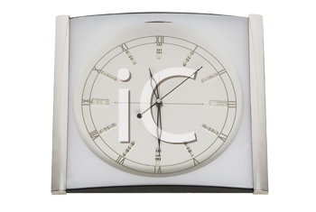 Royalty Free Photo of a Wall Clock