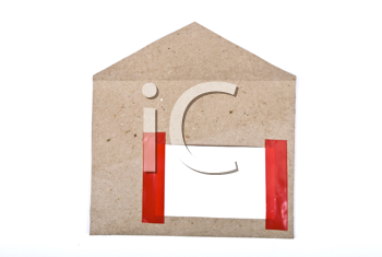 Royalty Free Photo of an Envelope