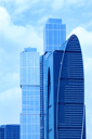 International Business Centre in Moscow