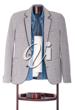 Royalty Free Photo of Formal Clothes