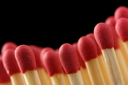 Royalty Free Photo of a Matchsticks