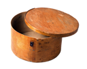 Royalty Free Photo of a Hat Box
