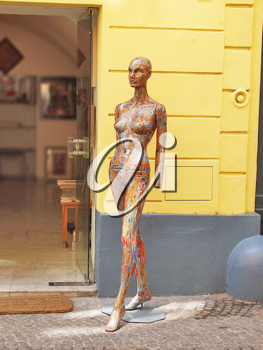 Royalty Free Photo of a Mannequin