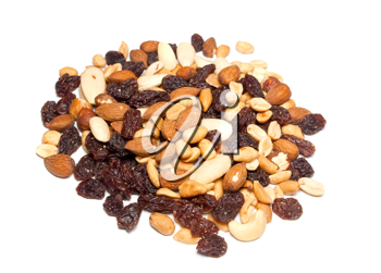 Royalty Free Photo of Trail Mix
