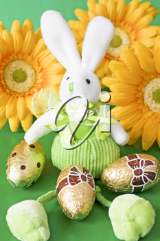 Royalty Free Photo of Easter Decorations