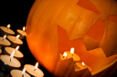 Royalty Free Photo of a Halloween Pumpkin
