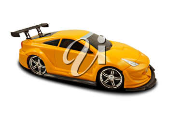 Royalty Free Photo of a Toy Car