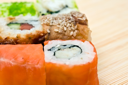 Royalty Free Photo of Sushi