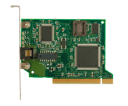 Royalty Free Photo of a Network Computer Card
