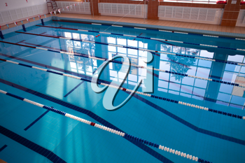 Royalty Free Photo of a Swimming Pool
