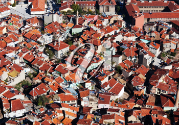 Royalty Free Photo of a Turkish City