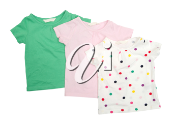 Royalty Free Photo of Children's Clothes