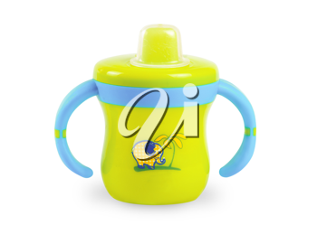 Royalty Free Photo of a Sippy Cup