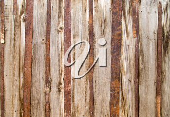 abstract background of old wooden fence