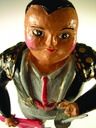 Royalty Free Photo of a Man Figurine