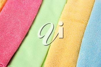 Royalty Free Photo of Colourful Clothes