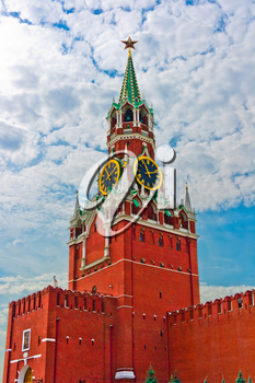 Moscow Kremlin in Russia, East Europe