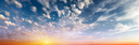 Sky and clouds day summer nature background